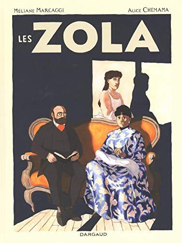 Les Zola - tome 0 - Les Zola par Marcaggi Méliane