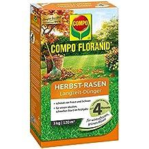 Compo Compo floranid® Otoño Césped–Largo Tiempo abono