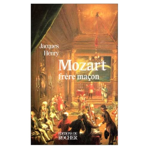 Mozart : Frère maçon
