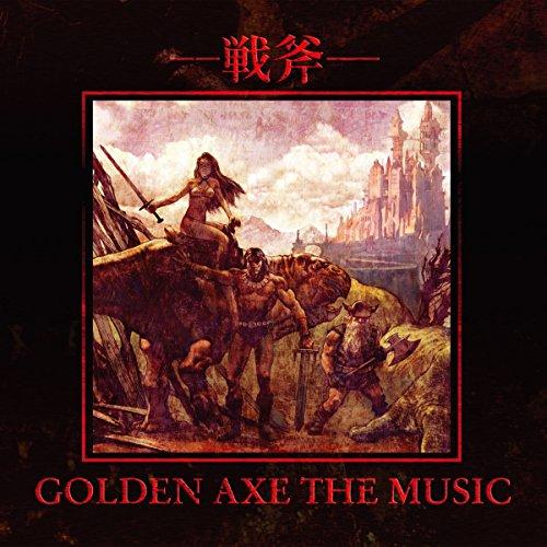 Jamm [Golden Axe The Duel - ST-V]