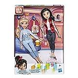 Disney Prinzessinnen Comfy Squad Cindarella und Mulan, Puppen zum Film Chaos im Netz mit...