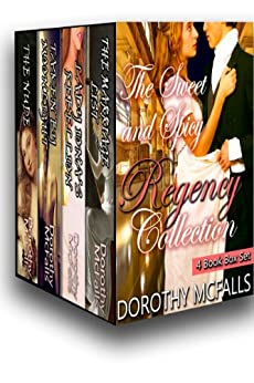 The Sweet and Spicy Regency Collection (English Edition) par [McFalls, Dorothy]