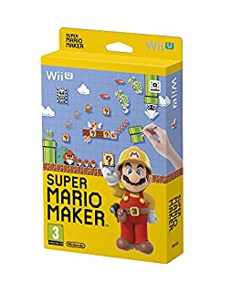 Super Mario Maker - Nintendo Wii U (B00ZS8KMOS) | Amazon price tracker / tracking, Amazon price history charts, Amazon price watches, Amazon price drop alerts