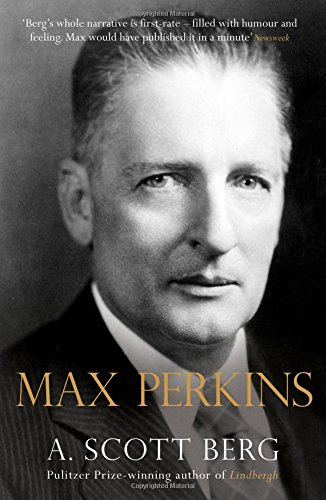 maxwell perkins editor and friend essay My lost city has 37 ratings and 1 review f scott fitzgerald proposed a collection of his personal essays to maxwell perkins, his editor at charles friend.