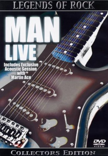 Man - Live (DVD-Plus)