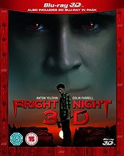 Fright Night (Blu-ray 3D + Blu-ray) [Region Free] (B005ZTV5T6) | Amazon price tracker / tracking, Amazon price history charts, Amazon price watches, Amazon price drop alerts