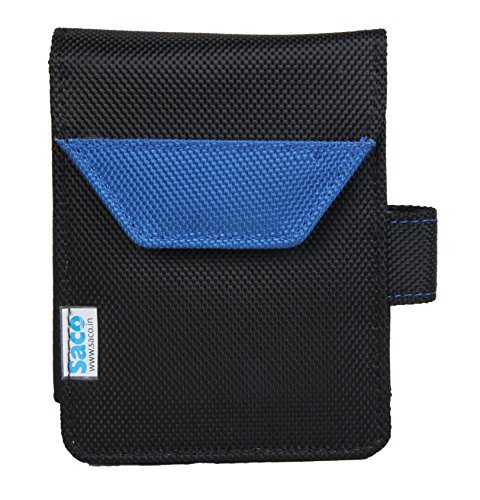 Saco Plug and play External Hard Disk Pouch Cover Bagfor Lenovo F310S 1TB - Blue  available at amazon for Rs.180