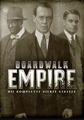 Boardwalk Empire - Die komplette vierte Staffel [4 DVDs]