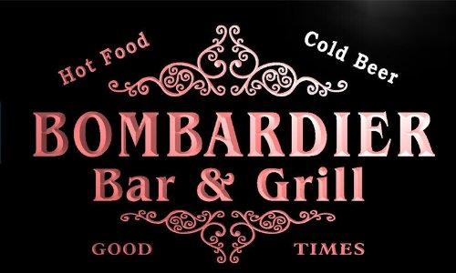u04503-r-bombardier-family-name-bar-grill-cold-beer-neon-light-sign-barlicht-neonlicht-lichtwerbung