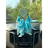 rooh Dream Catcher Car Hanging ( Standard, Baby Crochet)