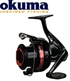 Okuma Distance DTA-60 Rolle - 310m 0,35mm Schnurfassung, Brandungsrolle, Angelrolle mit Weitwurfspule, Karpfenrolle