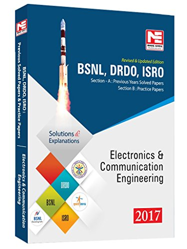 BSNL, DRDO, ISRO: Electronics & Communication Engineering: Previous Solved Papers - 2017