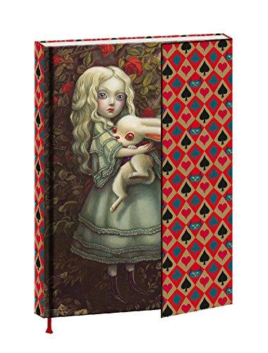 Alice : Carnet par Benjamin Lacombe