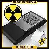 Radon Gas Messgerät Meter Detektor Datalogger Radioaktivität Keller Haus RN1