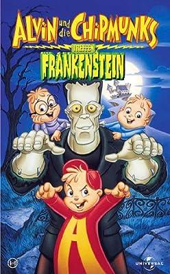 Alvin und die Chipmunks treffen Frankenstein [VHS]