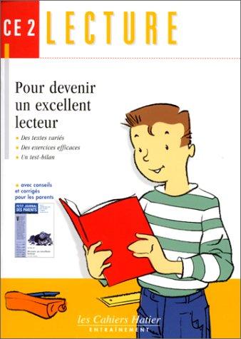 Lecture CE2 : pour devenir un excellent lecteur