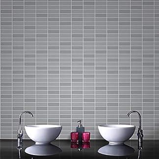 Graham and Brown – Papel pintatdo decorativo, color Gris