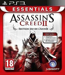 Assassins Creed II - édition jeu de l'année - collection essentielles