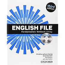 English File third edition: Pre-intermediate: Workbook with key and iChecker by Christina Latham-Koenig (6-Sep-2012) Paperback