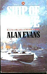 Ship of Force (Coronet Books) by Alan Evans (1986-06-01)