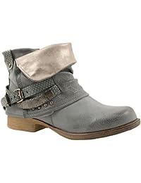 Blu it Boot Scarpe Desert Amazon Donna Scarpe Da aTqzyI