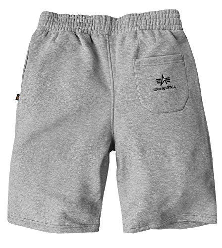 Alpha industries track short de sport Gris
