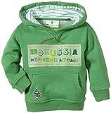 Kappa Baby Sweatshirt BMG Unbranded Mini Hooded, 24M Green Melange, 104/110, 435025M
