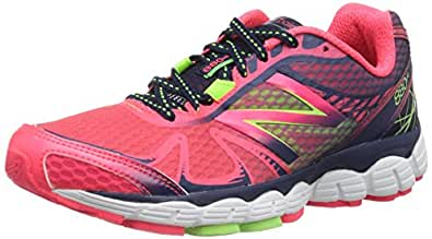 New Balance W880 B V4, Chaussures de running femme, Rose (Gp4 Pink/Blue), 42.5