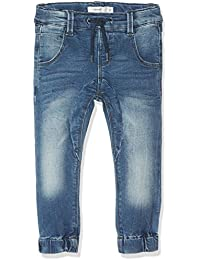 NAME IT Baby-Jungen Jeans Nittonny Slim/Xsl Dnm Pant Mini Noos