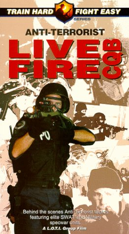 Preisvergleich Produktbild Anti-Terrorists-Live Fire Cqb [VHS]