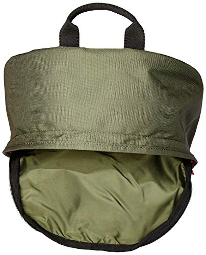 Converse 26 Ltrs Olive Casual Backpack (10007031-A02) Image 5