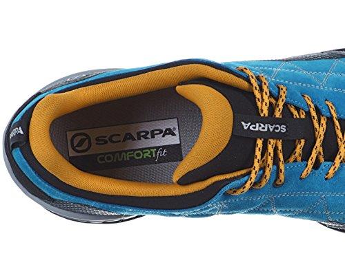 SCARPA Zen Pro Scarpa da Trekking Uomo azure/orang