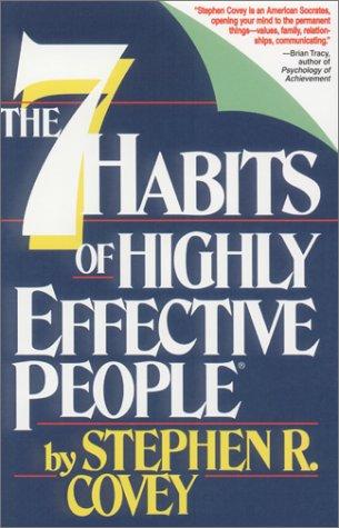 Buchseite und Rezensionen zu 'The 7 Habits of Highly Effective People' von Stephen R. Covey