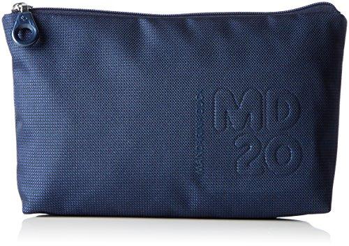 Mandarina Duck - Md20 Minuteria, Portamonete Donna Blu (Dress Blue)
