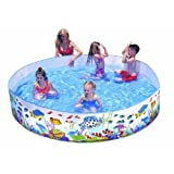 #7: Intex Underwater Fun Swimming Pool- 6 Feet