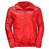 Jack Wolfskin Mens Laguna Lightweight Packable Windshell Jacket