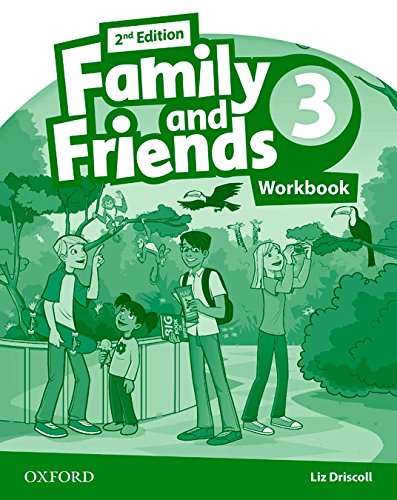 Family and Friends 3 Activity Book Literacy Power Pack 2nd Edition (Family And Friends 2Ed) - 9788467393507
