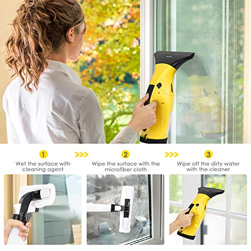 Zoom IMG-3 intey lavavetri pulitore professionale aspiragocce