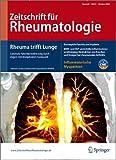 Zeitschrift für Rheumatologie [Studentenabo]