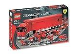 LEGO Racers 8654 -  Scuderia Ferrari Truck