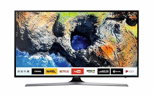 Samsung UE49MU6105 49 4K Ultra HD Smart TV Wi-Fi Black LED TV - LED TVs (124.5 cm (49), 4K Ultr