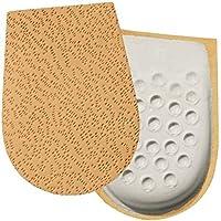 YOURSTEP Leder-Fersenbett / Ferseneinlagen - Größe 35-37 für Sie und Ihn - (Schuheinlagen) preisvergleich bei billige-tabletten.eu