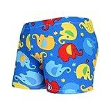 HVdsyf Sommer-Junge Scherzt Karikatur-Tierdruck-Badeshorts, Strand-Badebekleidungs-Badeanzug Einheitsgröße 6#