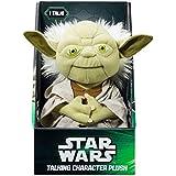 """Star Wars 9"""" Talking Yoda plush in gift box"""