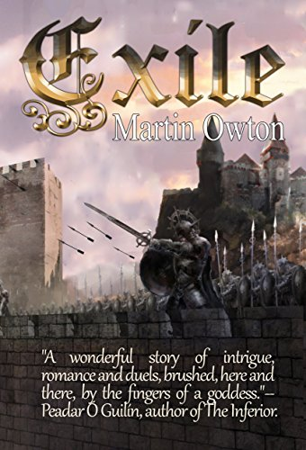 Exile (The Nandor Tales Book 1) by [Owton, Martin]