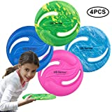 Us Sense Ultimate Disc Game For Kids Boys Toys Frisbee Flying Disc Golf 4 Pack Outdoor Games