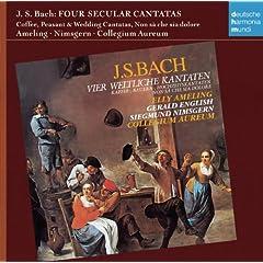 """Cantata No. 211: Schweigt stille, plaudert nicht, BWV 211, """"Coffee Cantata"""": Cantata No. 211: Schweigt stille, plaudert nicht, BWV 211, """"Coffee Cantata"""": Wenn du mir nicht den Coffee l��t (Recitativo)"""