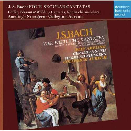 "Cantata No. 212: Mer hahn en neue Oberkeet, BWV 212, ""Peasant Cantata"": Cantata No. 212: Mer hahn en neue Oberkeet, BWV 212, ""Peasant Cantata"": Ach es schmeckt doch gar zu gut (Aria)"