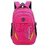 Cieovo Schulrucksack Schulranzen Schultasche Sports Rucksack Freizeitrucksack Daypacks Backpack für Mädchen Jungen Jugendliche mit der Großen Kapazität