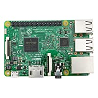 Raspberry Pi 3 - Model B - 1.2Ghz quad core 64bit 1GB RAM 2016 version
